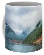 Cruising Lake Como Italy Coffee Mug
