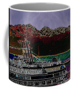 Cruising Puget Sound Coffee Mug