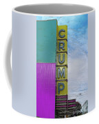 Crump Water Coffee Mug