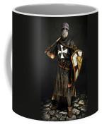 Crusader Warrior - 02 Coffee Mug
