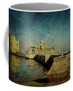 Crusaders Sea Castle Coffee Mug