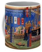 Crusades 14th Century Coffee Mug by Granger