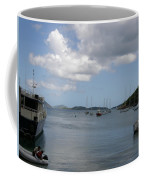 Cruz Bay Coffee Mug