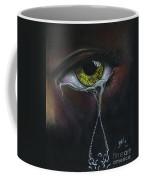 Cry No More Coffee Mug