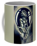Crying Coffee Mug