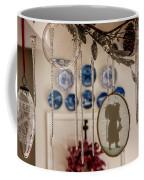 Crystal And Glass Coffee Mug by KG Thienemann