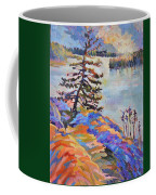Crystal Light Over The Lake Coffee Mug
