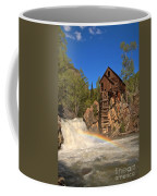 Crystal River Rainbow Coffee Mug