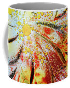 Crystal Sunburst Coffee Mug