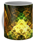 Crystalline Forest Coffee Mug