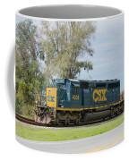 Csx Sd40-3 Coffee Mug