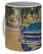 Cuba Car Coffee Mug
