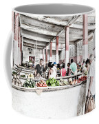 Cuba Market Coffee Mug
