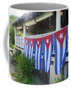 Cuban Flags Coffee Mug