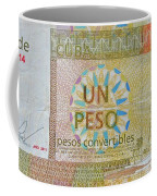Cuban Peso Coffee Mug