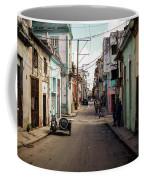 Cuban Street Coffee Mug