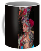 Cuban Tropicana Dancer Coffee Mug
