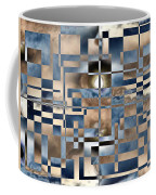 Cubed Coffee Mug