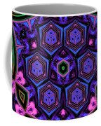 Cubic Kaleidoscope Coffee Mug