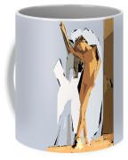 Cubism Series Xvi Coffee Mug