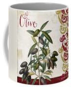 Cucina Italiana Olives Coffee Mug