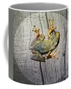 Cudjoe Key Frog Coffee Mug