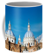 Cuenca Cathedral Domes Coffee Mug
