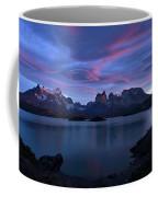 Cuernos Sunrise Part 1 - Chile Coffee Mug