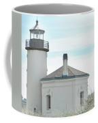 Coquille Lighthouse Coffee Mug