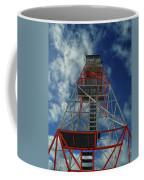 Culver Fire Tower Coffee Mug