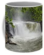Cumberland Falls Close-up Coffee Mug