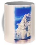 Cumulonimbu Over Tampa Bay Coffee Mug