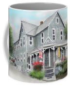 Cup A Joes Coffee Shop Coffee Mug