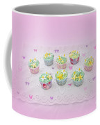 Cupcakes And Butterflies Coffee Mug