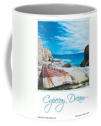 Cupecoy Dream Poster Coffee Mug
