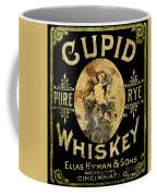 Cupid Whiskey Coffee Mug
