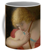 Cupid With Bow Coffee Mug