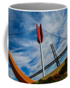 Cupids Bow And Arrow Coffee Mug