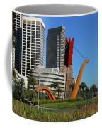 Cupid's Span At The Bay Coffee Mug