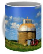 Cupola Grain Silo - Iowa Coffee Mug