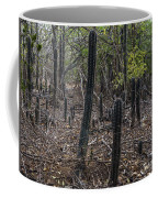 Curacao - Blooming Cacti In The Forest Coffee Mug