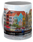 Curacao Willemstad Panorama Coffee Mug