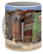 Curacao Wooden Shack  Coffee Mug