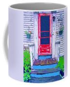 Curb Appeal Coffee Mug