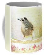 Curious Catbird Coffee Mug