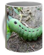Curious Caterpillar Coffee Mug