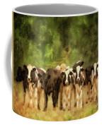 Curious Cows Coffee Mug