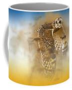 Curious Eyes Coffee Mug