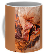 Curled Bark Coffee Mug