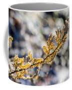 Curled Fern Frond Tip Coffee Mug